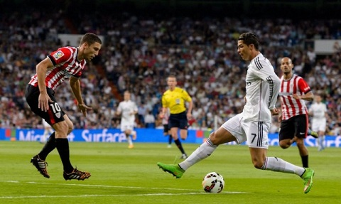 Bilbao vs Real (2h, 249) San Mames chon xac ken ken hinh anh