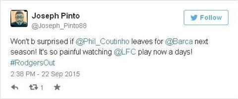 Cac Liverpudlian phan doi Barcelona va Neymar cheo keo Coutinho hinh anh 2
