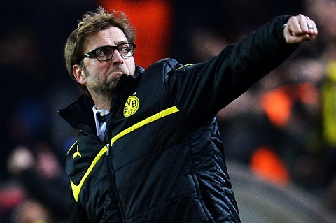 Jurgen Klopp va cong su da thoa thuan 3 nam o Liverpool hinh anh