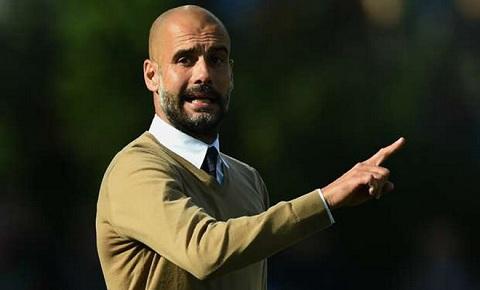 Ngay HLV Pep Guardiola dan dat Man City ngay cang gan hinh anh