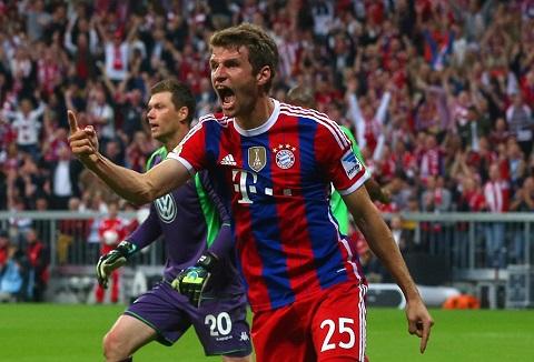 Bayern khong ban tien dao Thomas Muller bang moi gia hinh anh 2