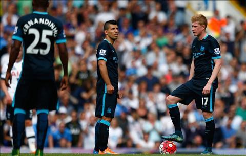 HLV Pellegrini noi gi sau khi Man City phai nhan tran thua dau truoc Tottenham hinh anh