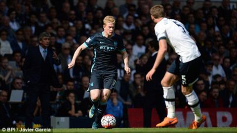 Video clip ban thang Tottenham 4-1 Man City (Vong 7 Premier League 201516) hinh anh