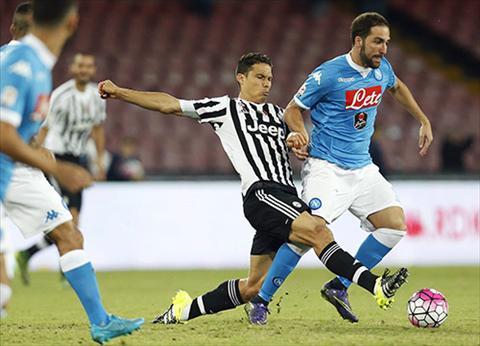 Napoli 2-1 Juventus Con ac mong noi dai hinh anh