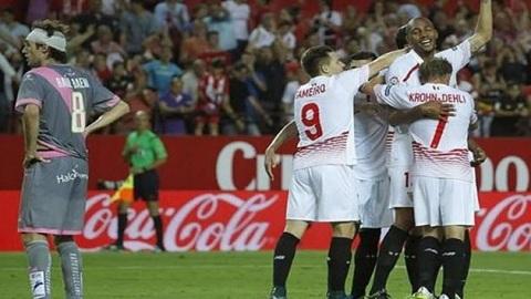 Vong 6 La Liga 20152016 Barca thang trong so hai, Real mat ngoi dau hinh anh 2