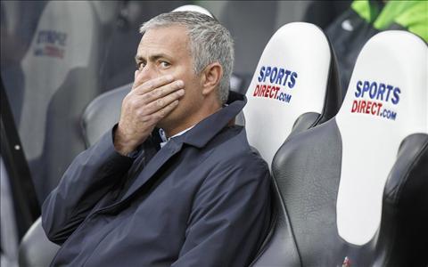 Mourinho sai lam