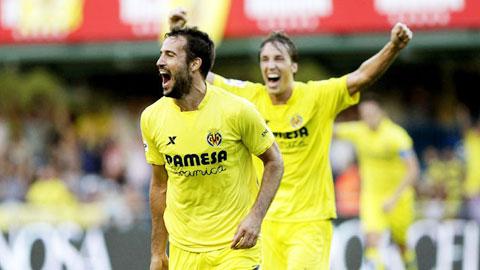 Lan dau tien trong lich su, Villarreal len dinh o La Liga hinh anh
