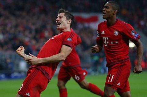 Truoc dai chien Bayern vs Dortmund Ai ngan duoc Lewi than thanh hinh anh