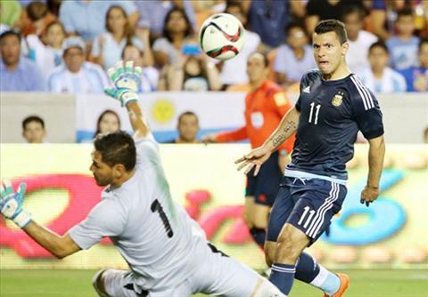 Video clip ban thang Argentina 7-0 Bolivia (Giao huu quoc te) hinh anh