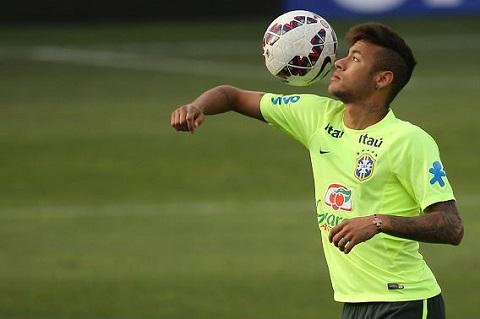 Sieu sao Neymar canh bao HLV Carlos Dunga Dung de toi ngoi du bi them lan nao nua hinh anh