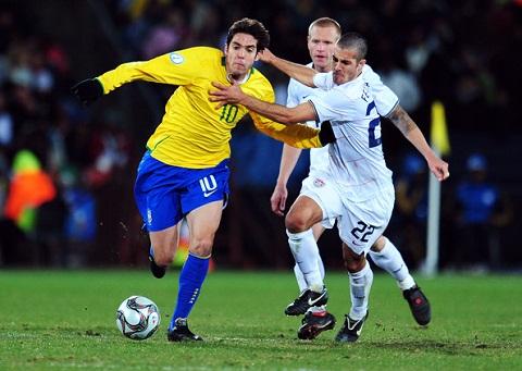 Kaka tro lai DT Brazil trong tran gap DT My