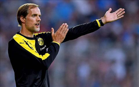 Thomas Tuchel Dortmund qua ngay tho truoc Bayern hinh anh