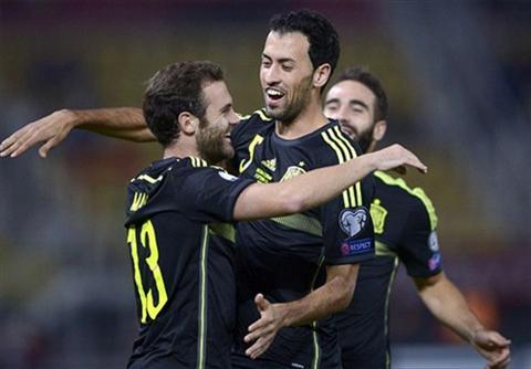 Video clip ban thang Macedonia 0-1 TBN (Vong loai Euro 2016) hinh anh