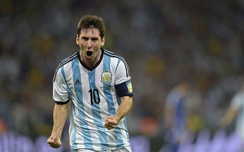 Argentina 2-2 Mexico