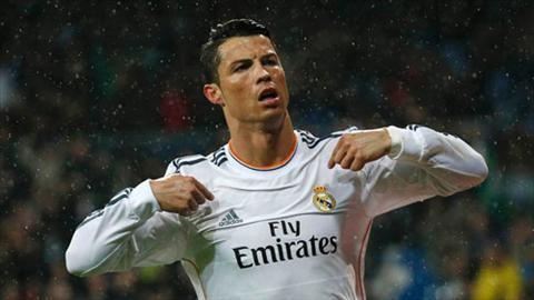 Cac ban thang dep nhat cua ngoi sao Ronaldo trong nam 2015 hinh anh