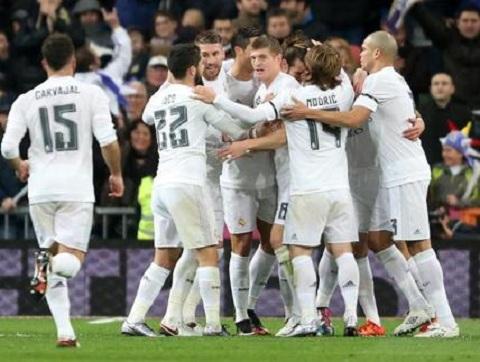 Real Madrid 5-0 Deportivo Tan HLV Zidane ra mat bang bua tiec sieu tan cong hinh anh 3