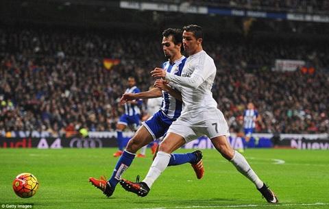 Ronaldo nhat nhoa trong man ra mat an tuong cua HLV Zidane hinh anh