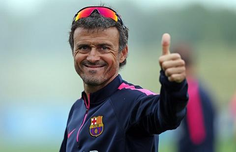 HLV Luis Enrique noi ve ngoi sao Messi sau tran Espanyol vs Barca hinh anh 2