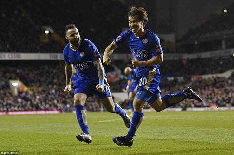 Truc tiep Tottenham vs Leicester 23h00 ngay 1001 Cup FA Anh hinh anh