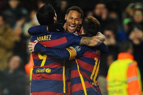 Ngoi sao Lionel Messi da gianh Qua bong vang FIFA 2015 tai le trao gai hinh anh 3