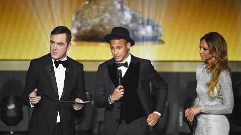 Qua bong bac FIFA 2015 Vi sao Neymar van thua xa Ronaldo hinh anh 2