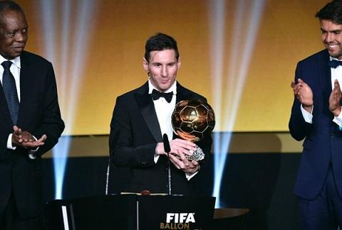 Qua bong bac FIFA 2015 Vi sao Neymar van thua xa Ronaldo hinh anh