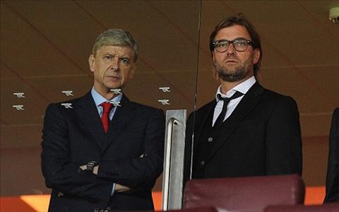 Wenger Klopp nen thoi ca cam ve lich thi dau o day hinh anh