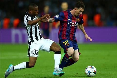 Messi Juve