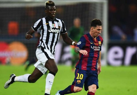 Pogba dat muc tieu vuot Messi va Ronaldo hinh anh