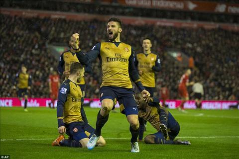 Du am Liverpool 3-3 Arsenal Bo mat li lom cua nha vo dich hinh anh 2