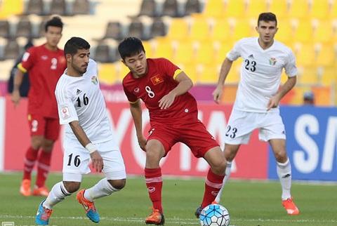 Goc chien thuat U23 Viet Nam 1-3 U23 Jordan Miura can lam gi voi he thong phong ngu hinh anh