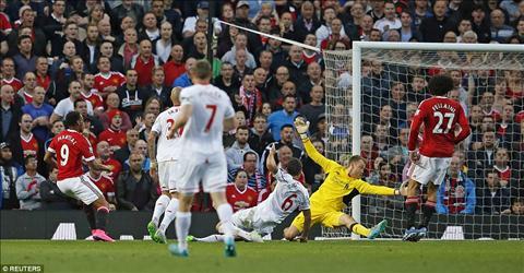 Sau vong 22 Premier League Van Gaal chac ghe hinh anh
