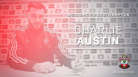 Charlie Austin Southampton