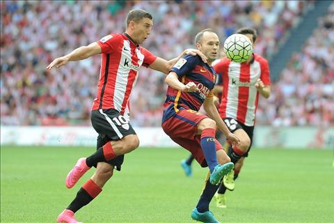 Barcelona vs Bilbao (3h30, 281) Nhung doi chan moi met hinh anh