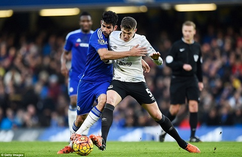 Chelsea vs Everton hinh anh