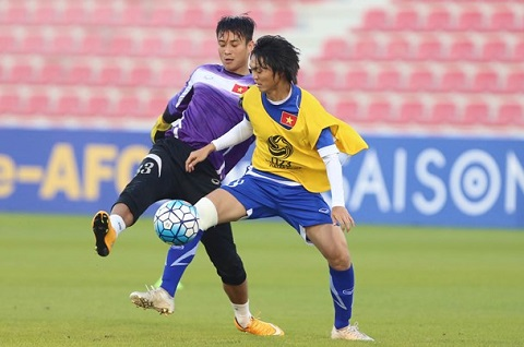U23 Viet Nam Da den luc de HAGL linh an tien phong hinh anh 2
