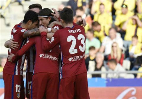 Vong 20 La Liga Atletico Madrid la ung vien vo dich La Liga hinh anh 2