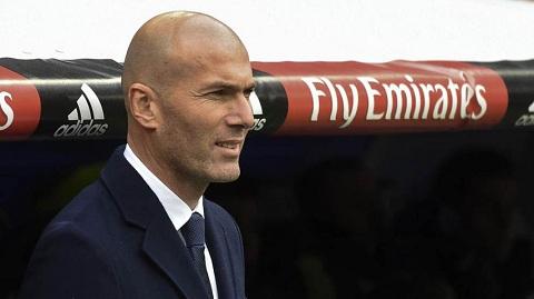 Zidane noi gi sau thang loi thu 2 lien tiep cung Real hinh anh
