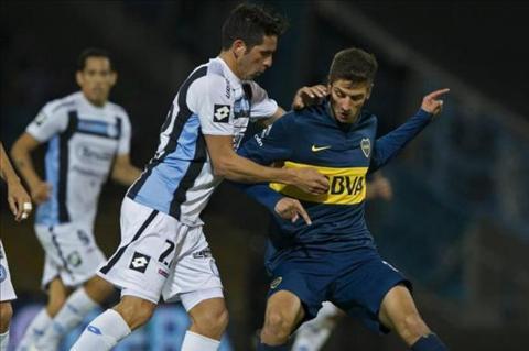 Boca dong y de Real Madrid mua tien ve sao tre Rodrigo Bentancur hinh anh