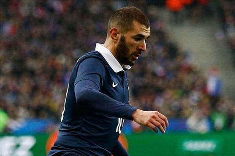 HLV Zidane len tieng ve viec tien dao Benzema bi cam len DT Phap hinh anh