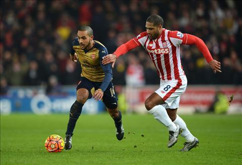 Thong ke ve tien dao Theo Walcott sau 10 nam tai Arsenal hinh anh 2