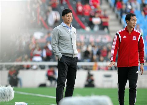 HLV Incheon United noi gi ve co hoi da chinh cua Xuan Truong hinh anh