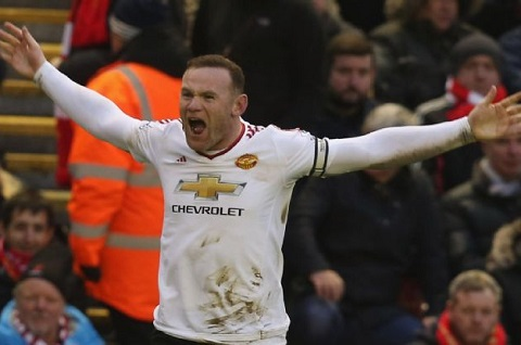 Rooney ghi ban thu hai tai Anfield Chuyen vien du ve mien qua khu hinh anh 2