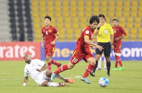 U23 Viet Nam quyet chien voi U23 UAE de go lai danh du