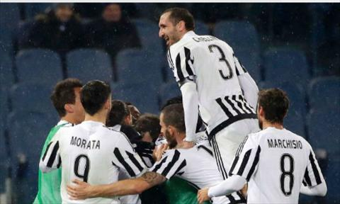 Lazio 0-1 Juventus Dai chien voi Inter o ban ket Coppa Italia  hinh anh