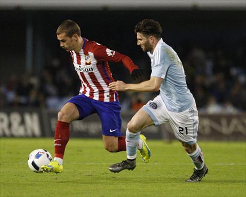 Video clip ban thang Celta Vigo 0-0 Atletico Madrid (Cup Nha vua TBN 20152016) hinh anh
