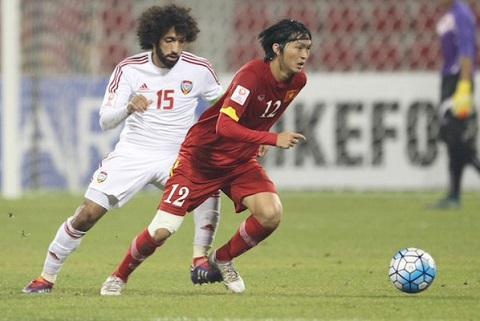 Video clip ban thang U23 Viet Nam 2-3 U23 UAE (VCK U23 chau A) hinh anh