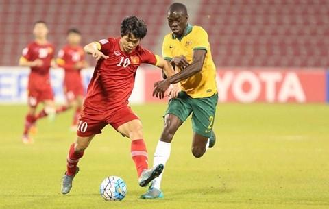 Cong Phuong se la dau tau cua U23 Viet Nam