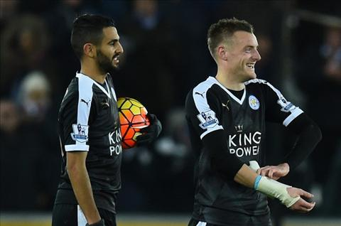 Leicester vo dich Premier League 201516 tai sao khong hinh anh 3
