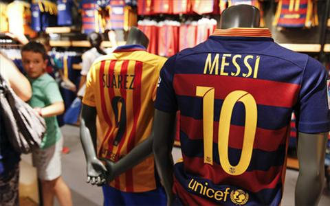 Ngoi sao Messi doat them danh hieu Vua ao dau 2015 hinh anh